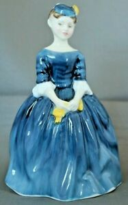 Vintage-ROYAL-DOULTON-HN-2341-Cherie-1965-Figurine-My-Fair-Lady