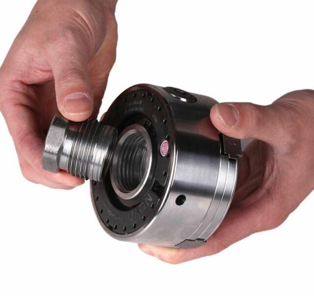 Nova Chuck Insert Filetage Adaptateur M30 x 3.5 mm Main Droite Fil-des IQN d/'