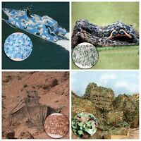 2m Camouflage Net Colors For Hunting Shooting Fishing Hide Camping Photography