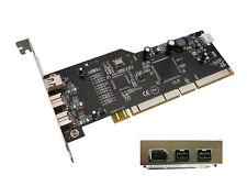 Carte PCIX FIREWIRE 800 TI IEEE1394B TEXAS INSTRUMENTS - PCI X 64 BITS