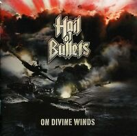 Hail Of Bullets - On Divine Winds [new Cd] on sale
