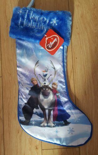 Details about  /NWT Disney Frozen Stocking Blue