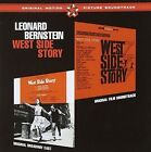 West Side Story 10 Bonus Tracks (2cd) Leonard Bernstein Audio CD