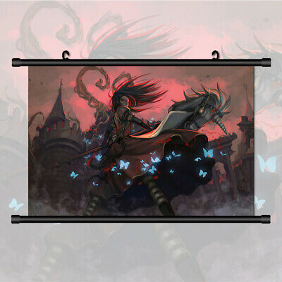 Alice Madness Returns HD Canvas Print Wall Poster Scroll Room Decor