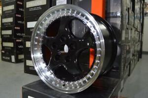 Veloce-3-6-Alloys-Wheels-Felgen-18-034-Porsche-Einbau-Boxster-Cayman