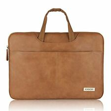Kamor Laptop Leather Bag for Macbook Air Pro 13.3
