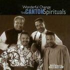 Wonderful Change 0732865500127 By Canton Spirituals CD