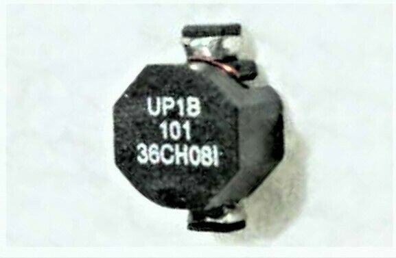 Fixed Inductors 2.2uH 20/% 100 pieces