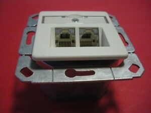 BTR-E-Dat-Datendose-Netzwerkdose-2-fach-RJ45-up-Cat-6a-Kat-6a-Rechnung