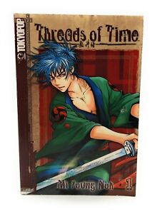 Threads-of-Time-Vol-1-by-Mi-Young-Noh-Manga-Anime-Fantasy-Action-13