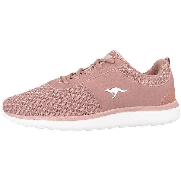 Kangaroos Bumpy shoes Women's Leisure Sneakers Gym shoes pink 30511-640