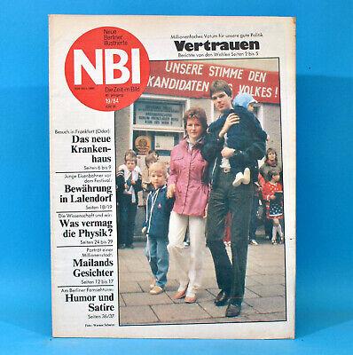 Ddr Nbi 19 1984 Silly Markendorf Lalendorf Friedrichstadtpalast Turnen Mailand B
