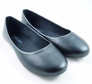 New Women Casual Comfort Slip On Round Toe Ballet Flat ...