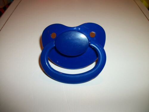 New Large Pacifier anonymous listing
