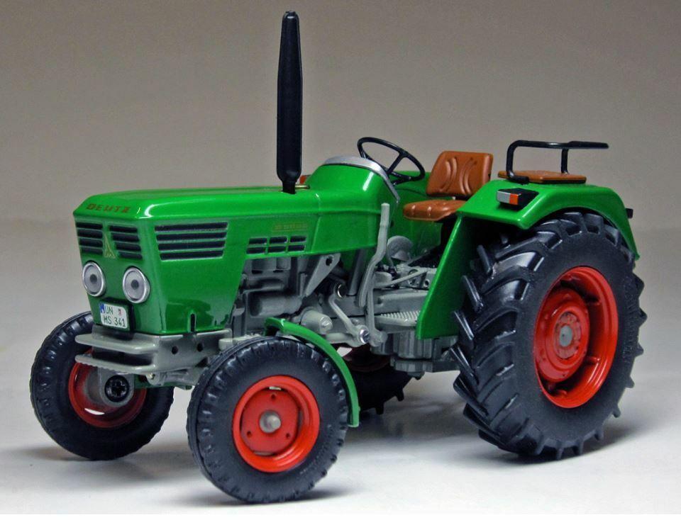 DEUTZ d40 06 1968-74  Tractor 1 32 Model façon-Toys  marques de mode