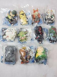 2005 Star Wars Revenge Of The Sith Burger King Toys Lot Of 11 Sealed Ebay
