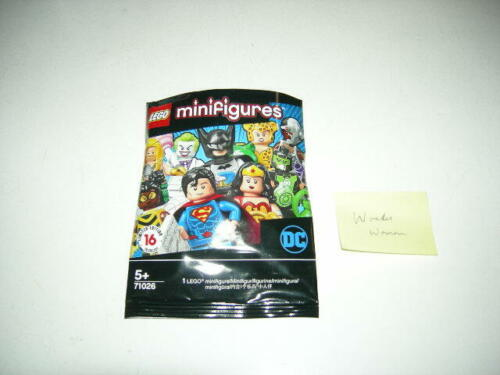 In Hand New 2020 Lego 71026 DC Wonder Woman Minifigure