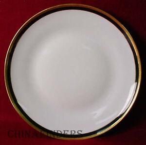 Image is loading RICHARD-GINORI-china-PALERMO-BLACK-pattern-dinner-PLATE- & RICHARD GINORI china PALERMO BLACK pattern dinner PLATE 10-3/8