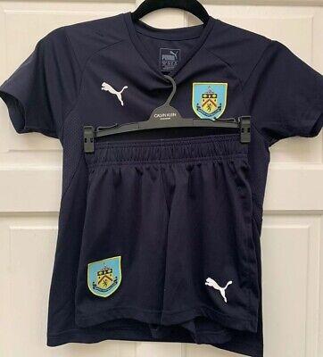 Brand New Burnley Boys Children Kids Goalkeeper Football Kit Ages Years Shirt