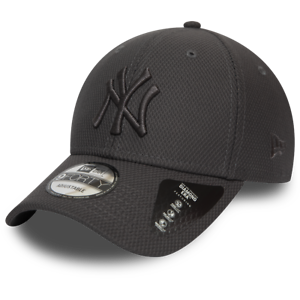 NEW-ERA-NEW-YORK-YANKEES-BASEBALL-CAP-9FORTY-MLB-GREY-ADJUST-DIAMOND-ERA-HAT-9W2
