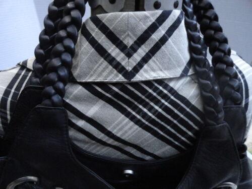 Black Piel lederen Nieuw tastas met tagprachtige dtrxsChQ