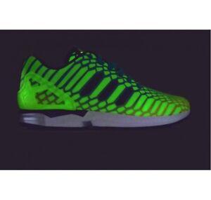 Adidas Aq8212 Uomo Sz Sneakers 5 Dark Giallo Flux 9 In Originals Zx Glow Scarpe rqZxrOU