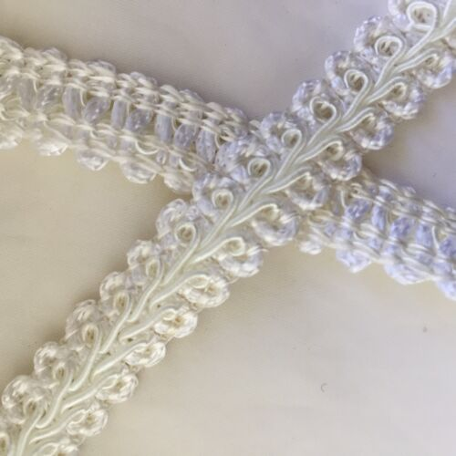 "5//8/"" French Gimp Braid Trim Ribbon Scrapbooking Wedding Decoration"