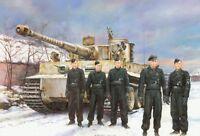 Dragon Armor 6730 1/35 Tiger I Early Pro Tank Ace Michael Wittmann Smart Kit