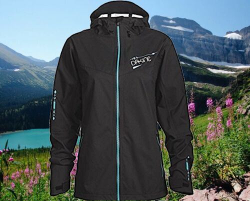 Dakine Womens XL Caliber Waterproof Breathable Technical Rain Jacket Nwt $180