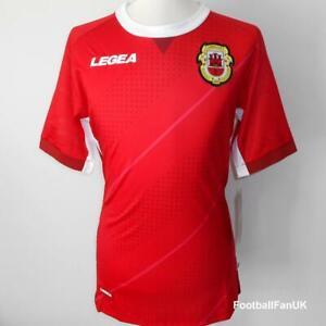 Détails sur Gibraltar officiel LEGEA Home Football Shirt 2018 2019 New Men's GFA Jersey afficher le titre d'origine