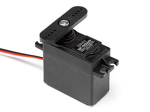 HPI 105366 SF-50WP SERVO (WATERPROOF 12.0KG-CM6.0V) [WATERPROOF SERVOS] NEW