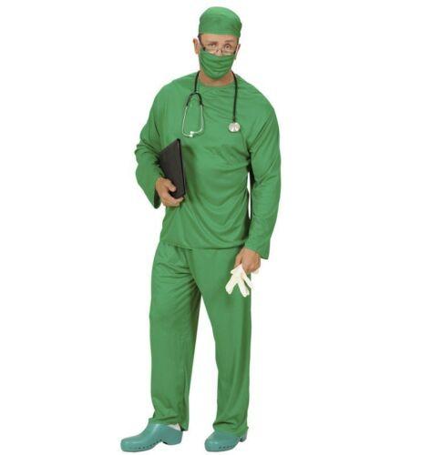 WIDMANN Costume vestito chirurgo dottore medico infermiere carnevale adulto