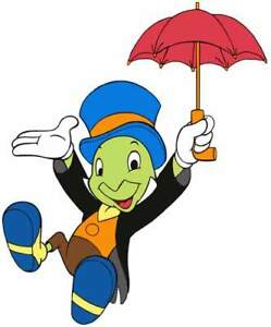 Image result for jiminy cricket