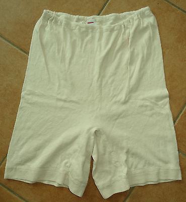 Costruttivo Mey Long-pants Donna Mutande Con Gamba 42-44 Colori Pelle Beige Cotone M-l-mostra Il Titolo Originale