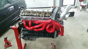 Details About Bmw E30 M50 M52 M54 Turbo Maxflow Exhaust Manifold Top Custom K64 Performance