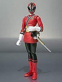 NEW S.H.Figuarts Samurai Sentai Shinkenger SHINKEN ROT ROT SHINKEN KAORU SHIBA Figure BANDAI ab621f