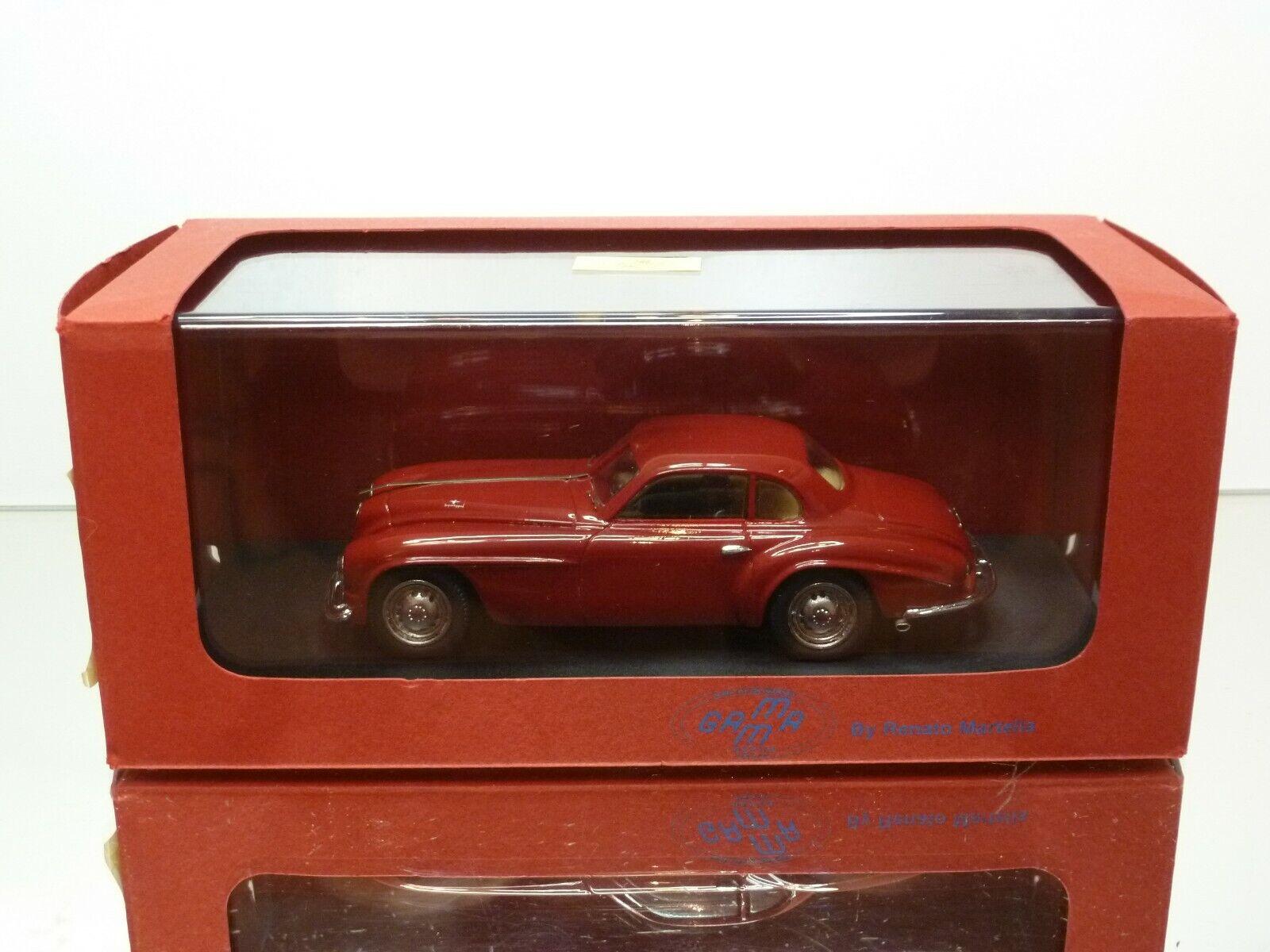 GAMMA SG-001A ALFA ROMEO 2500 SS VILLA d'ESTE COUPE -rojo 1 43 - EXCELLENT IN BOX