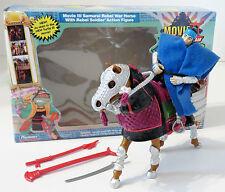 Teenage Mutant Ninja Turtles Movie III Samurai Rebel War Horse & Soldier Figure