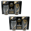 miniature 2 - GUINNESS EMBOSSED PINT GLASSES 4 PACK WITH HARP 20 oz OFFICIALLY LICENSED