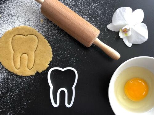 Dentdents Cookie CutterFondant Décoration GâteauVendeur Britannique