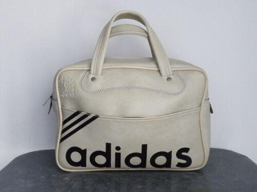 Vintage 1960's Adidas Travel Bag Old Logo Model Mi
