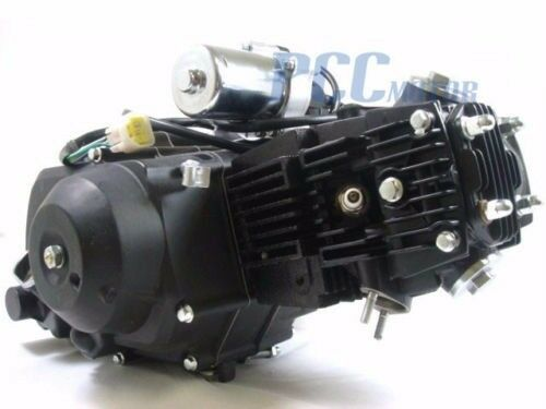 110CC ENGINE MOTOR FULLY AUTOMATIC ELECTRIC START CARB ATV PIT BIKE H EN15-SET