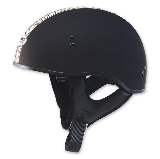 Gmax GM45 Naked Adult Motorcycle Cruiser Half 1/2 Helmet