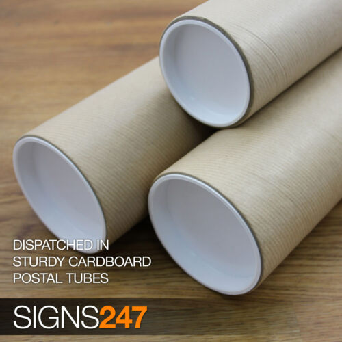 WATERPROOF POSTER A1 PRINTING full colour exterior poster printing service