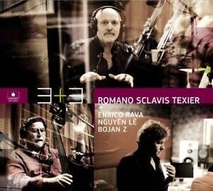 Romain Sclavis Texier - 3+3 CD