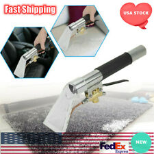 Upholstery Carpet Cleaning Furniture Extractor Hand Wand With Clear Plastic Head