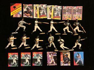1992-1998 SLU Starting Lineup FRANK THOMAS White Sox loose figure lot (11)