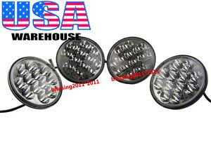 5-3-4-034-LED-HID-Cree-Light-Bulbs-Crystal-Clear-Sealed-Beam-Headlamp-light-SET-AAG