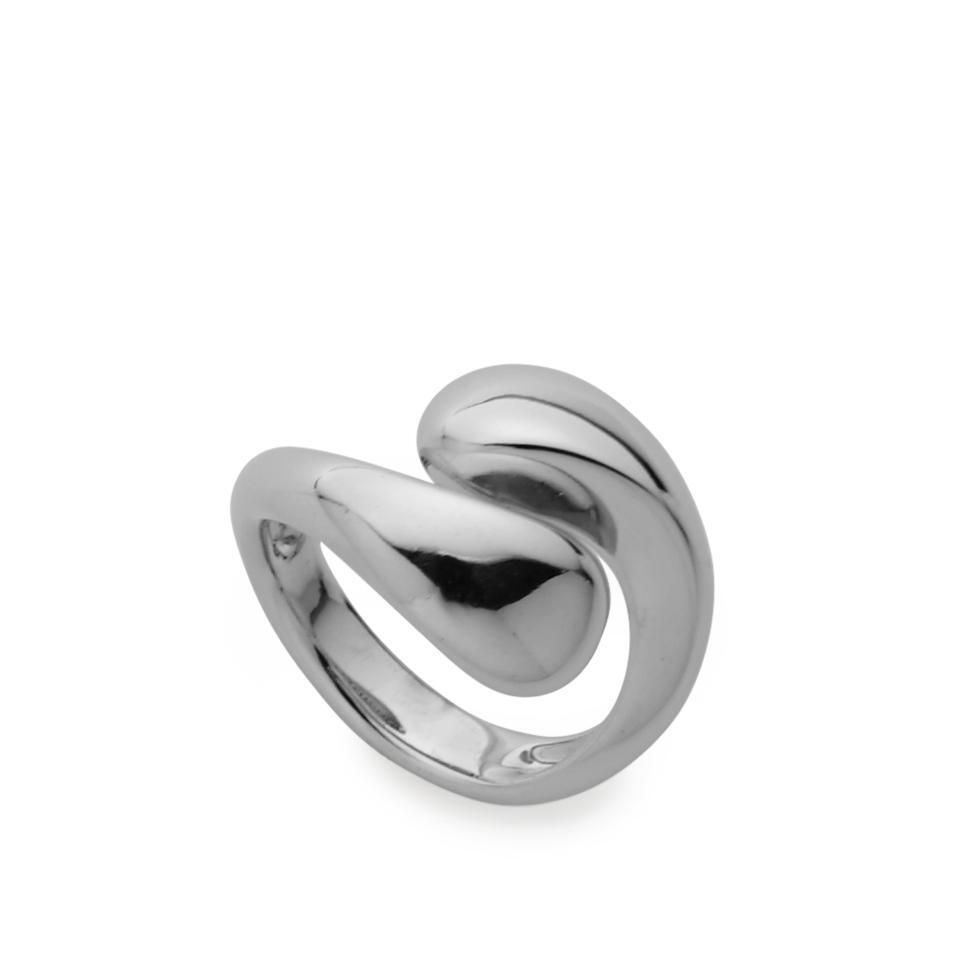 Nambe SS Dharma Ring SIZE 8 JT0109-00