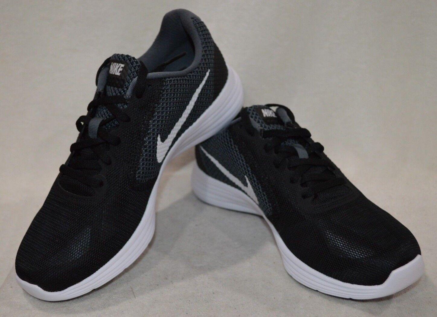 Nike Revolution 3 gris blancoo Negro para Mujer Zapatos Para caja Correr-tamaños surtidos Nueva con caja Para b6b126